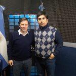 """Jaime Méndez: """"Cloacas es la prioridad total y vamos a trabajar estos 4 años para cumplir ese objetivo """""""