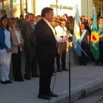 Se inauguró el nuevo hospital en el predio El Colibrí
